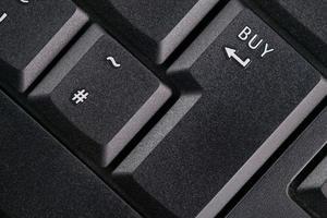 acquista il tasto della tastiera foto