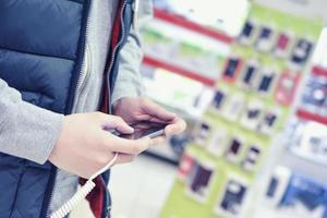 acquisto di smartphone foto