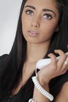 donna d'affari asiatiche foto