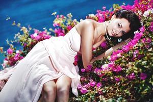 fioritura dei fiori foto