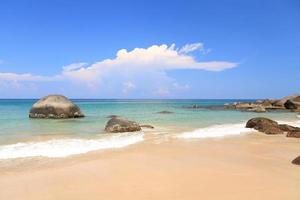 spiaggia di phuket foto