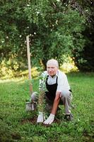 giardiniere. foto