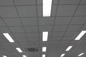 soffitto dell'ufficio