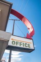 segno dell'ufficio foto