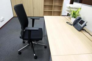 interno dell'ufficio. foto