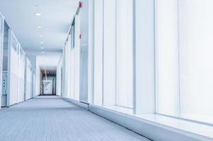 corridoio dell'ufficio