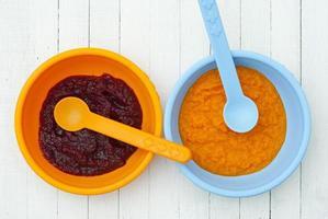 alimenti per bambini foto