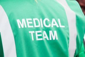 paramedico foto