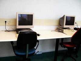 computer da ufficio foto