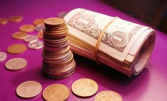 concetto di finanza foto