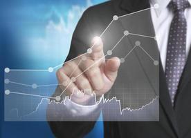 simboli finanziari in arrivo