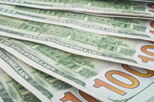 sfondo di dollari foto
