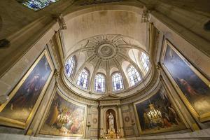 chiesa di saint etienne du mont, parigi, francia