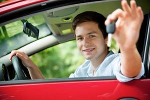 patente di guida foto