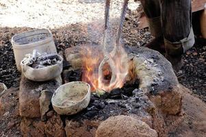 l'opera del bronzo in burkina faso