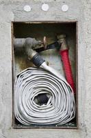 manichetta antincendio foto