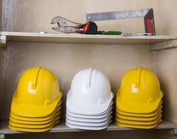 costruzione sulla cappelliera foto