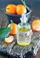 olio aromatico foto