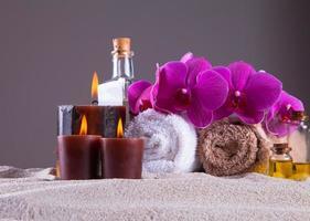 concetto di spa