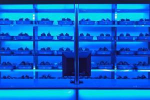 scarpe da bowling foto