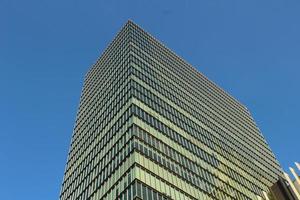 edificio commerciale. foto
