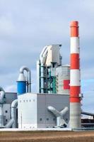 moderno edificio industriale foto