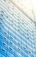 edificio moderno skyscarper foto
