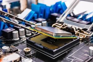 riparazione del computer foto