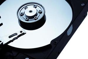 disco rigido del computer foto