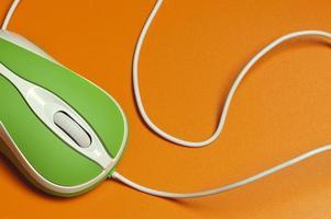 mouse del computer foto