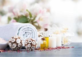 massaggio termale foto