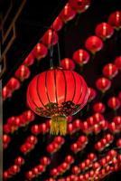 lanterna rossa foto