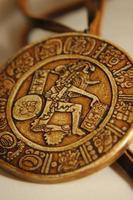 medaglione inca