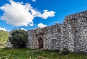 castello in grecia foto