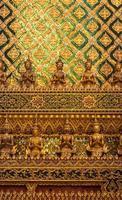 scultura tailandese foto