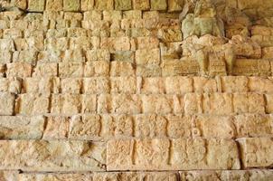 rovine Maya copan in honduras foto