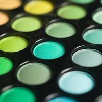 palette di ombretti foto