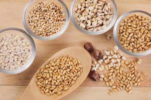 grano e cereali foto