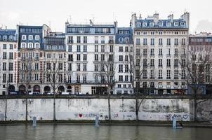 edificio di Parigi foto