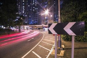 segnale stradale foto