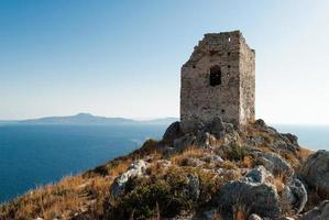 torre in grecia foto