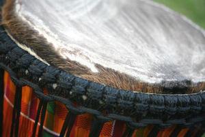 tamburo africano foto