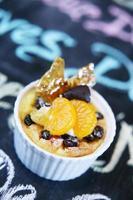 torta alla frutta foto