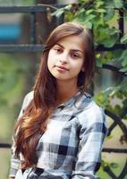 bella ragazza adolescente
