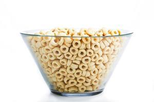 tazza di cereali foto