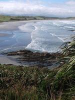 Beach Punakaiki, Nuova Zelanda foto