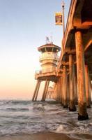 Parco statale di Huntington Beach foto