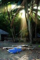 Dauin Beach, Filippine foto