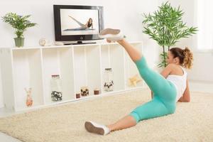 donna fitness foto