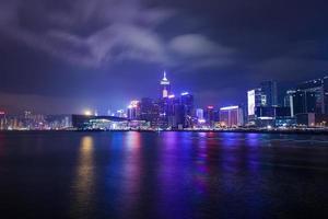molo di Hong Kong foto